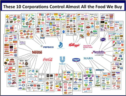 Capewell 2015 10 corporations food